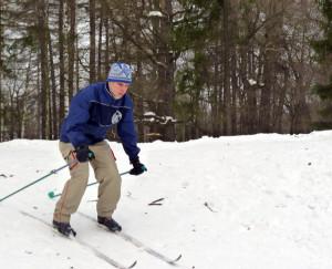 Лыжи 3м